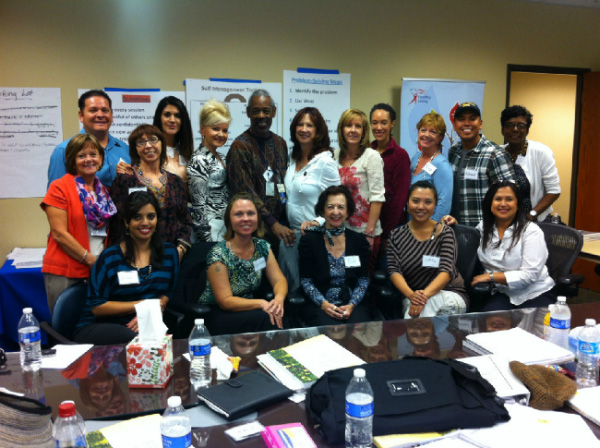 CDSMP Leader Training, Las Vegas NV October 2013